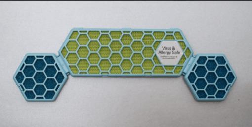 Nano och kolfilter för LG prestige värmepump